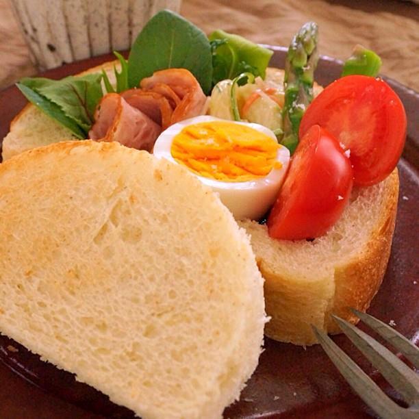 食パンお弁当箱