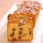 お麩粉100%のメイプルナッツの麩ァウンドケーキ(パウンドケーキ)