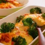 [毎日麩レンチトースト日和]フライパンを使わずにつくる、キッシュ風麩レンチトースト