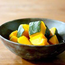 【常備菜】シンプルなかぼちゃの煮物