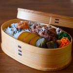2016/2/18毎日ときどきお弁当memoと【豚肉のカリカリ竜田揚げ】