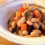 じょうびさい「かんたん五目豆」保存期間:冷蔵庫で3日間