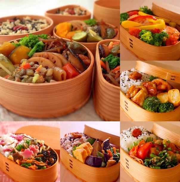 お弁当がおいしそうに見える基本の5色。