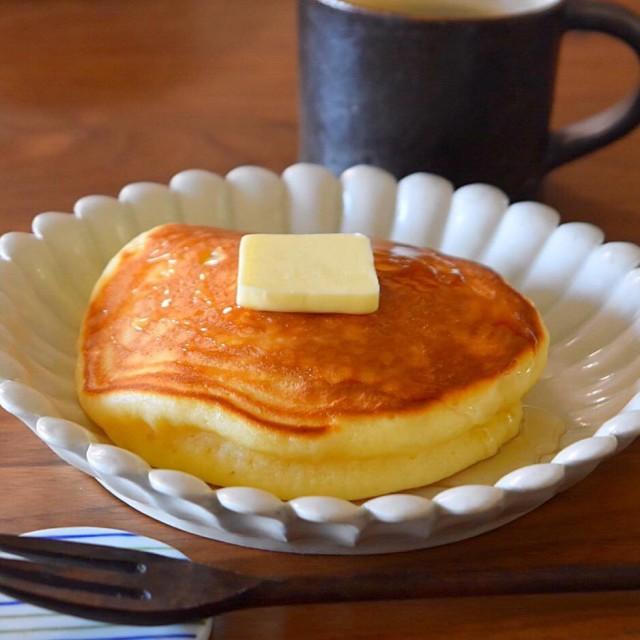 ふわふわ の パン ケーキ