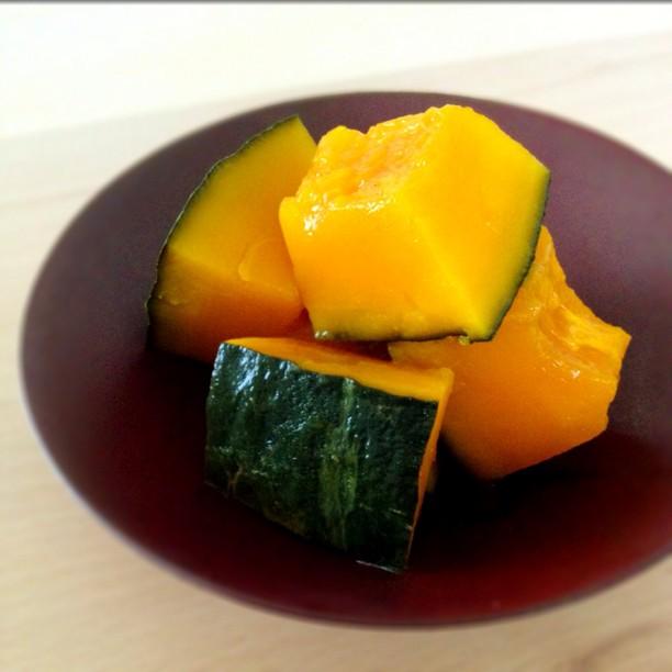 ほっとくだけでキレイおいしい!かぼちゃの煮物のつくり方