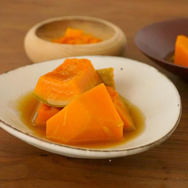 【おそろいごはん】かぼちゃ煮